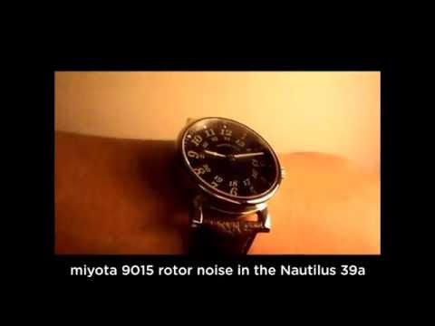 One Minute With Miyota 8215 Vs 9015 Vs Seiko Nh36 Doovi