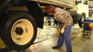 "Views of Gorky Automobile Plant, ""GAZ"" Video RT"