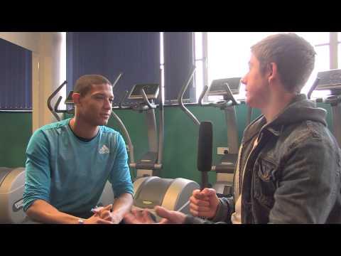 Leon Reid Interview