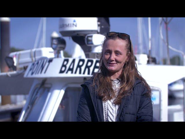 Marie BIARROTE - Marin pêcheur à Capbreton