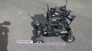 Technologie : prise de vue spectaculaire avec A.C.S.