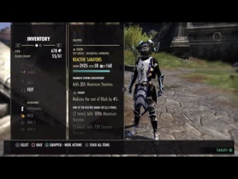 ESO: Dragonknight PVP Tanking Builds and Guide - FukCal51