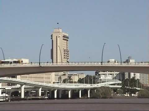 South bank Riverside & Victoria Bridge