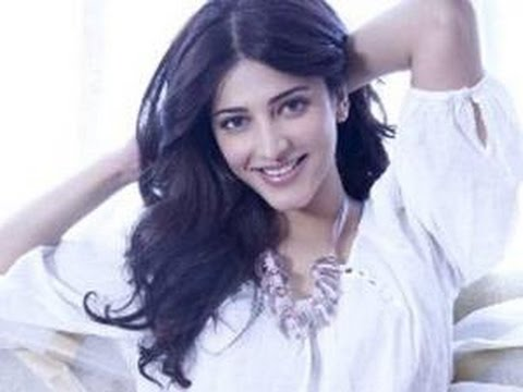 Shruti Haasan Records Song for 'Gabbar Is Back' in One Hour