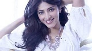 Shruti Haasan Records Song for