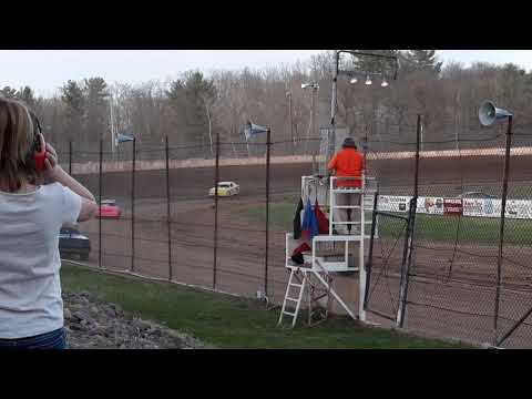 Pure Stock Heat 3- Rice Lake Speedway Opener 5/4/19