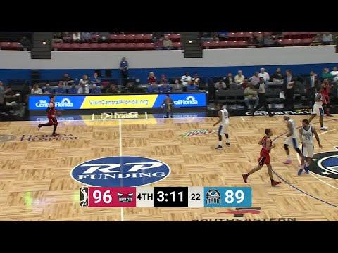 Adreian Payne Posts 26 points & 10 rebounds vs. Windy City Bulls