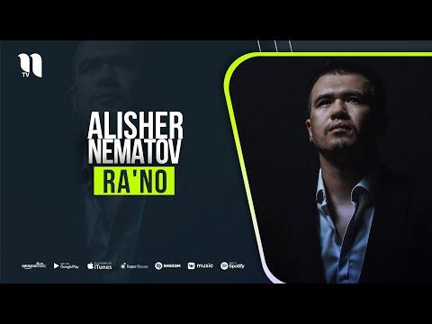 Alisher Nematov - Ra'no