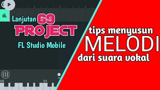 Cara menyusun melodi - FL Studio Mobile