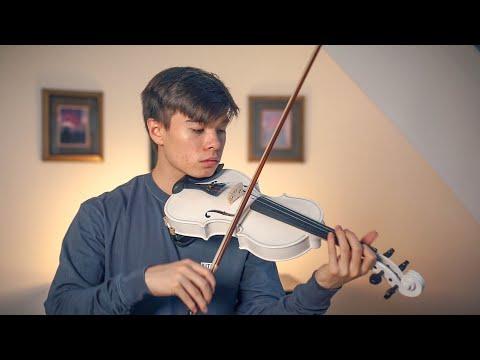 Ariana Grande – Love Language   Violin Cover by Alan Milan