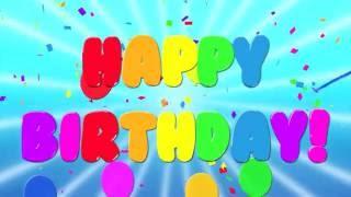 Happy Birthday Alexa