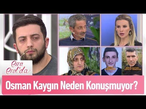 Tuvalet görevlisi Osman Kaygın neden hiç konuşmuyor? - Esra Erol'da 28 Şubat 2019