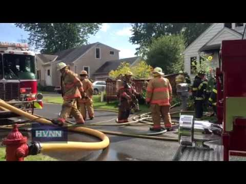 House Fire in Town of Ulster