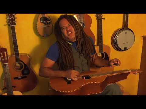 Hoochie Coochie Man Acoustic Lap Guitar  - Alejandro Hilton