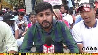VTU Students go on Hunger Strike Until they get Justice!