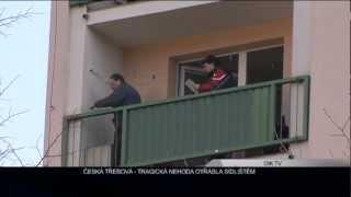 ČESKÁ TŘEBOVÁ: Tragická nehoda otřásla sídlištěm (OIK TV)