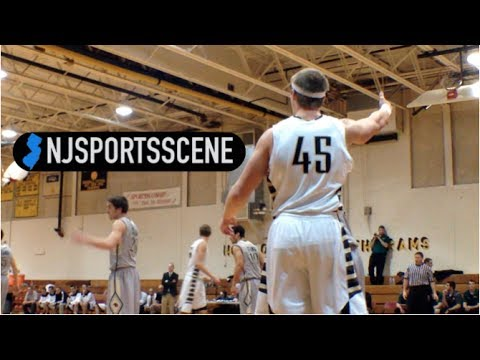 Mike Gesicki is a BEAST! #1 Tight End in the Nation! Senior Season Basketball Mixtape!