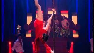 Elena Gibson Tango Pole short version