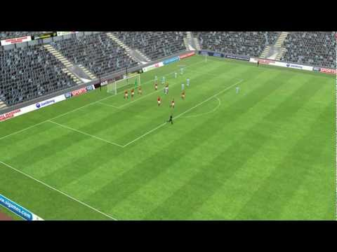 BICYCLE KICK!!  Benedikt Howedes Goal FM2012