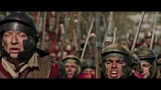 Римские легионеры входят в Иерусалим (Бен-Гур 2016)