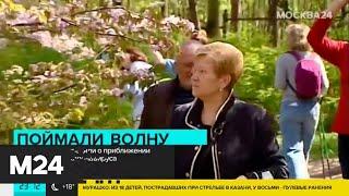 Россиян предупредили об угрозе третьей волны коронавируса Москва 24