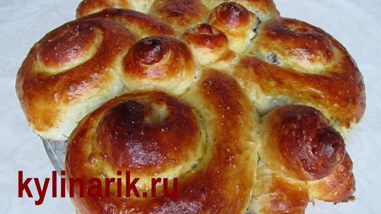 Домашние булочки - пошаговый рецепт с фото: как приготовить 50