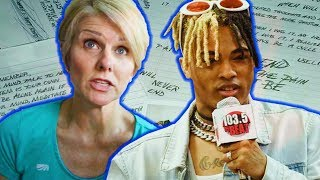 Mom REACTS To XXXTENTACION Everybody D1es In Their Nightmares