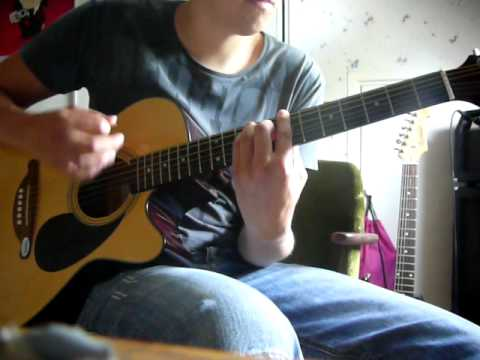 Paramore The Only Exception Acoustic Guitar Cover No Capo Youtube