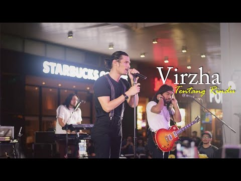 Virzha - Tentang Rindu [Live at SMS]