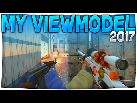 CS:GO - My Viewmodel! *UPDATED 2017* (The Best Viewmodel IMO!) - YouTube
