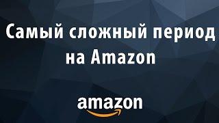 Самый сложный период на Amazon
