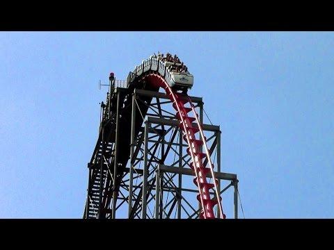 Steel Force off-ride HD Dorney Park