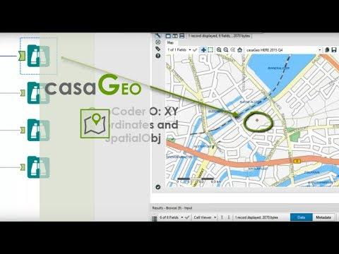 Tutorial: Geocoder for Alteryx Designer with HERE Maps