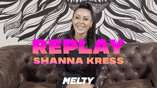 """Shanna Kress #Replay - """"Julien Tanti se baladait le calibre à l'air dans Les Marseillais"""""""
