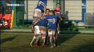 PRIMAVERA 1: Sampdoria - Empoli 1-0