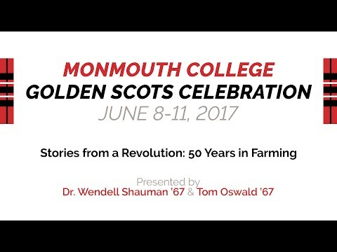 Golden Scots 2017: Stories from a Revolution
