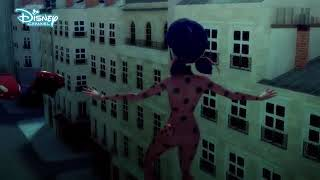 Miraculous LadyBug And Cat Noir Season 2 EPISODE 15 SYREN (ESCENA LADYNOIR)