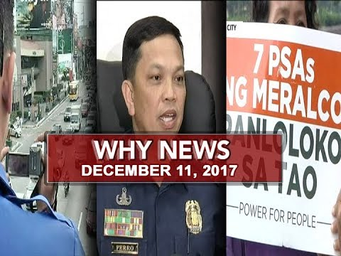 UNTV: Why News (December 11, 2017)