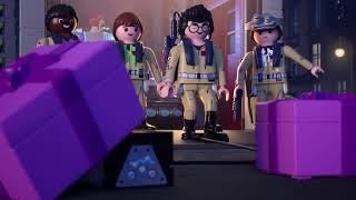 Playmobil Охотники за привидениями