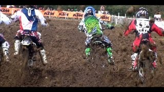 2012 British Youth Motocross Nationals