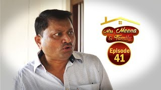 Mrs. Meena & Family - Konkani Serial│Episode 41│Daijiworld Television