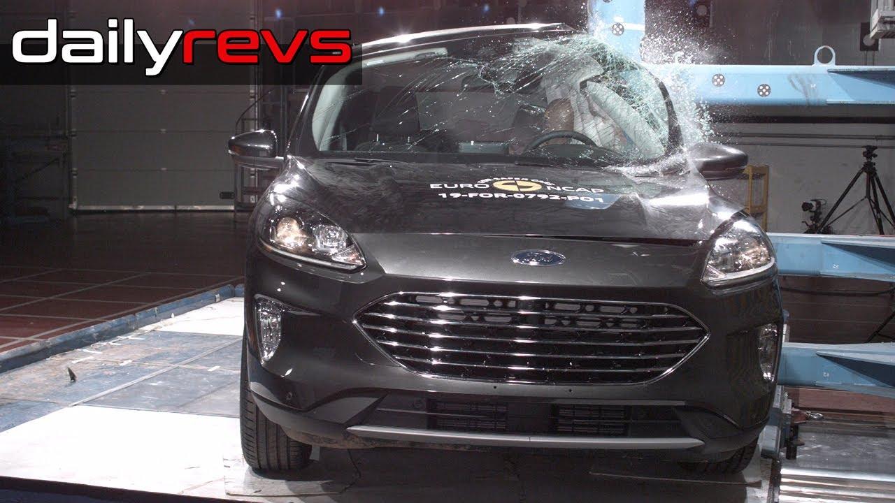 2019 Ford Kuga | Euro NCAP | ⭐⭐⭐⭐⭐ Stars | Crash test