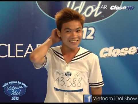 [Vietnam Idol 2012] Tiết mục múa hát Alibaba của Ngô Minh Quyền
