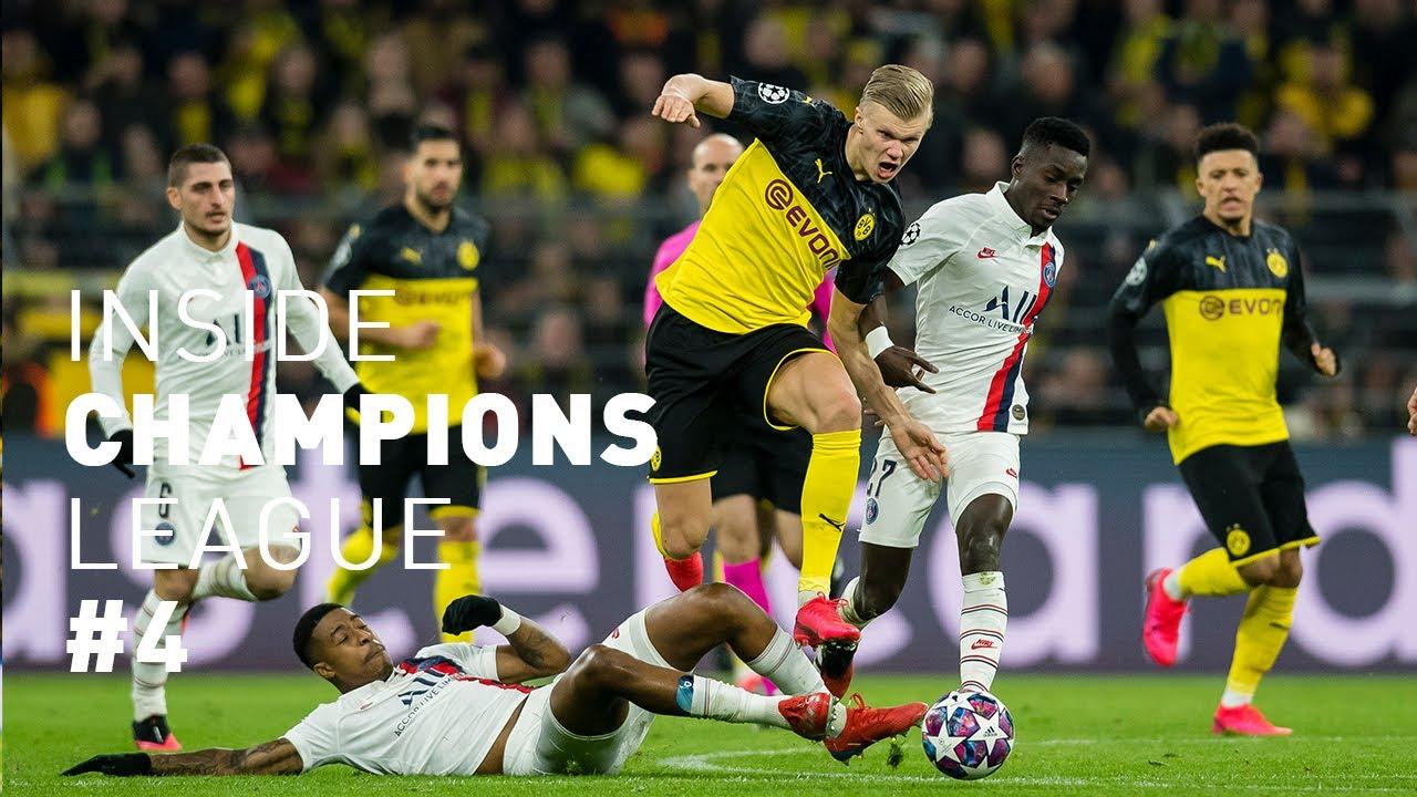 Doppelpack von Haaland, Senf-Orakel, Heimsieg! | BVB - PSG 2:1 | Inside Champions League