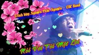 Nói Với Tôi Một Lời (Karaoke) - Nguyễn Phúc Nguyên LIVE (Houston 10-14-2016)