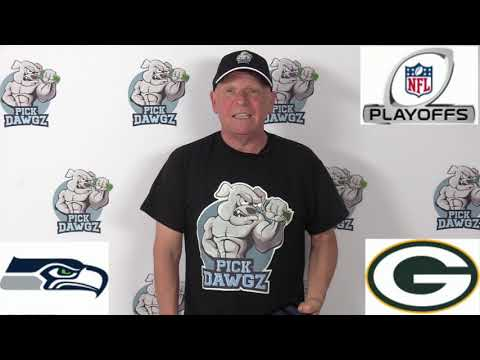 Green Bay Packers vs Seattle Seahawks NFL Pick and Prediction 1/12/20 NFC Playoff Betting Tips