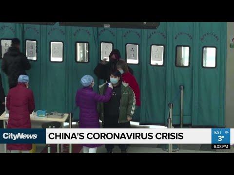 China's coronavirus crisis