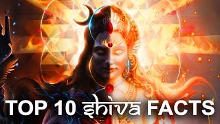 SHIVA Hindu Mythology : Top 10 Facts