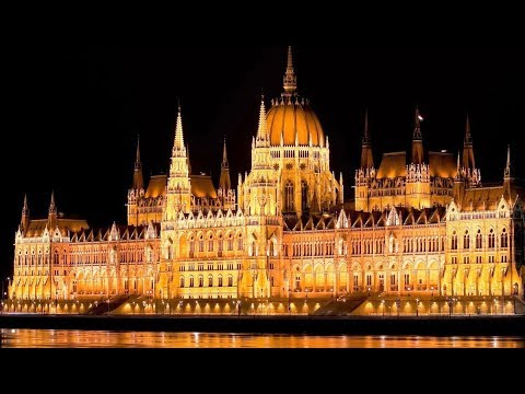 PARLIAMENT OF HUNGARY - BUDAPEST  HD