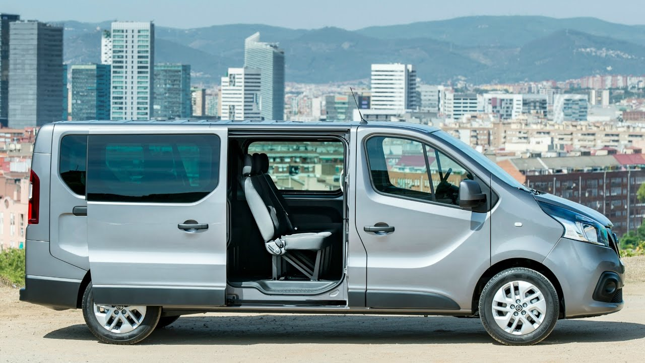 Nissan Nv Passenger Van >> 2016 Nissan NV300 Combi - Drive, Interior and Exterior - YouTube